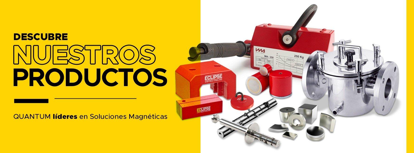 EN amarillo gama de productos quantum Trampas Magnéticas sólidos Desincrustador Magnético filtros magnéticos