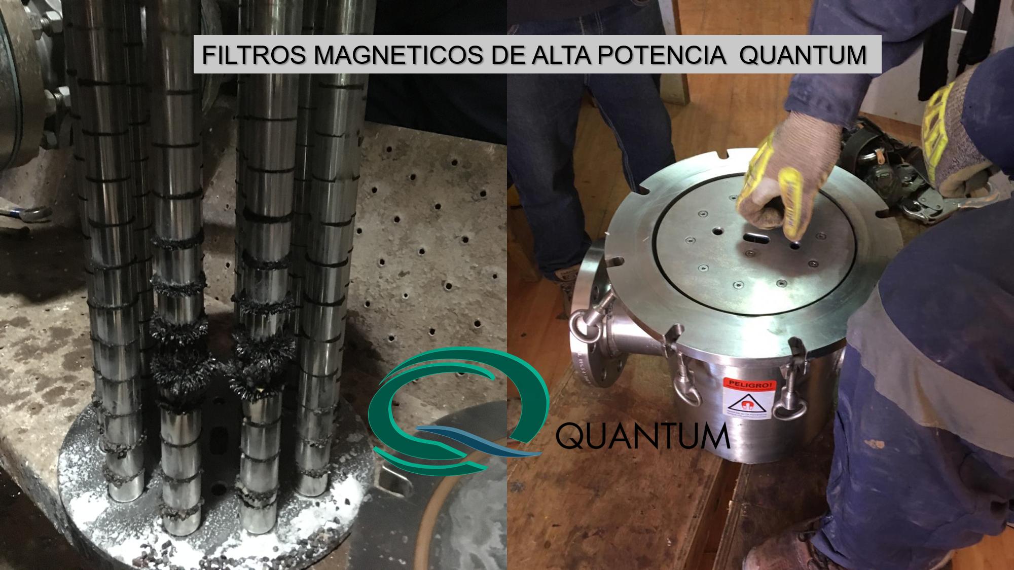 Filltros Magneticos para Litio